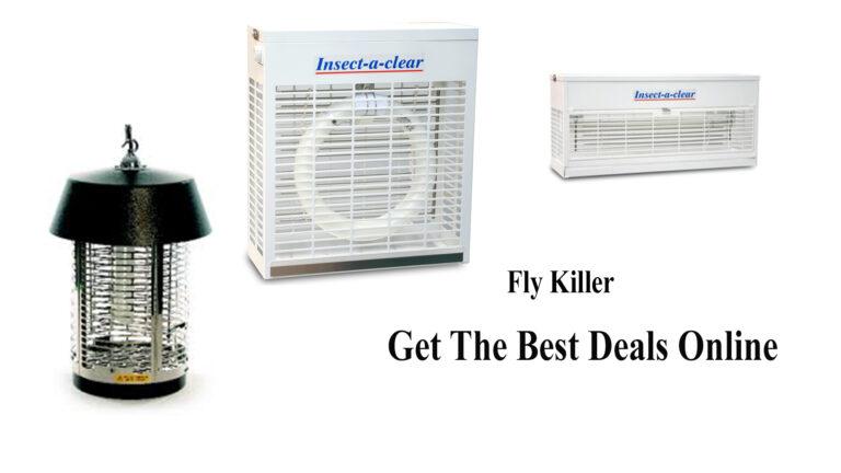 Electronic Fly Killer