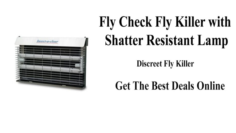 Fly Check Fly Killer